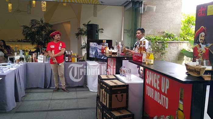 MixoChef Mixologist Captain Competiton Diikuti Bartender Se-Indonesia