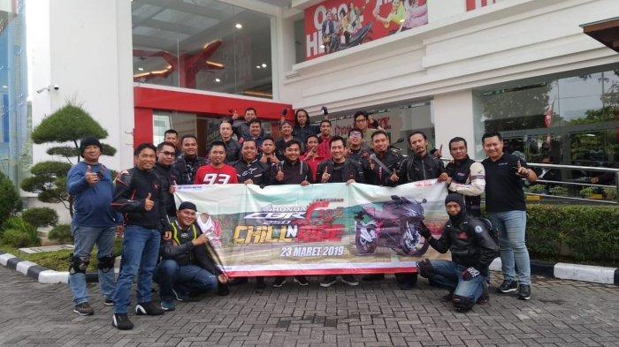 Hill & Ride, Kopdar Ala Komunitas CBR 250RR Bali