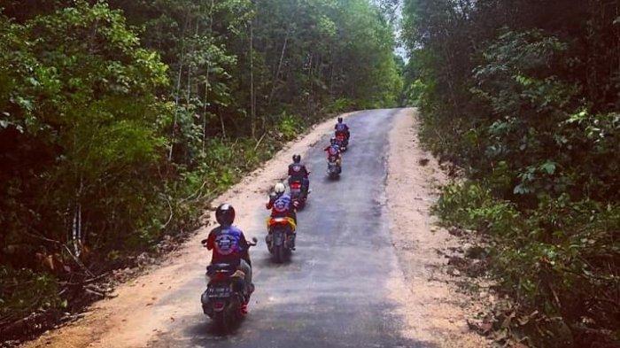 Catatan Perjalanan Touring dari Timur Indonesia, Berbagi Sembako dan Promosi Destinasi Wisata Papua