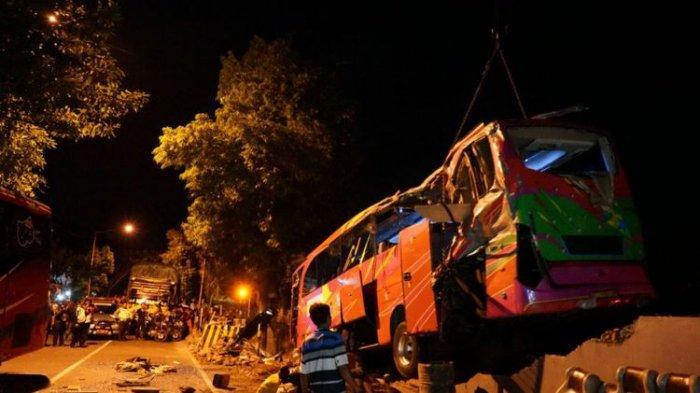 Kecelakaan Bus Maut di Situbondo, Jenazah Istri Nyoman Subrata Dipulangkan