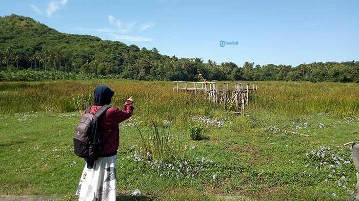 Alami Pendangkalan Belasan Meter, Danau Yeh Malet Karangasem Akan Dikeruk BDAS Bali