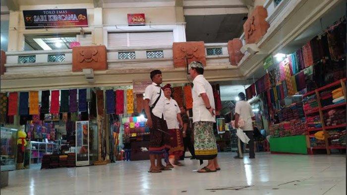 Pembangunan Kembali Blok B Pasar Semarapura Klungkung Perlu Anggaran Sekitar Rp 25 Miliar