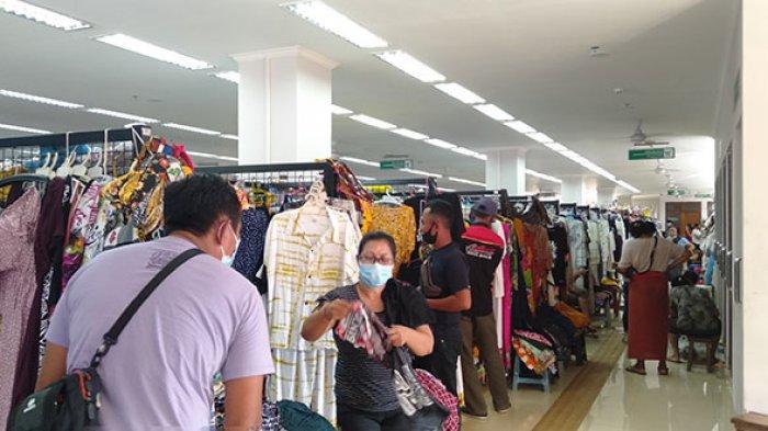Cerita Pedagang di Pasar Seni Sukawati Dihantam Pandemi, Gusti Ayu: Dulu Dapat 2 Juta, Kini 100 Ribu