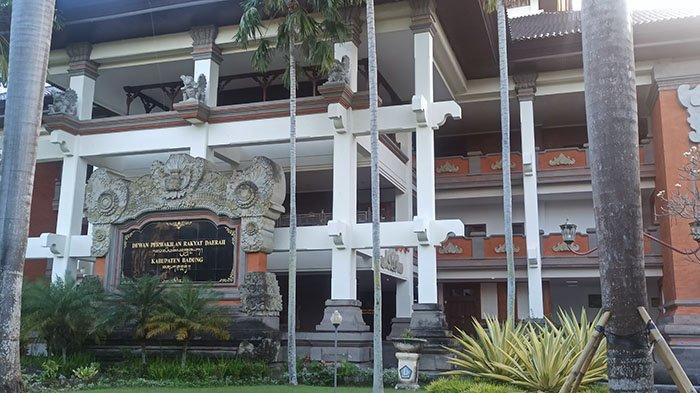 Dua Pimpinan DPRD Badung Positif Covid-19, Gedung Dewan Ditutup Sementara