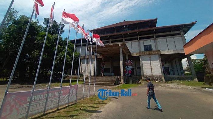 Finishing GOR Debes Dipastikan Tahun Ini, Kucuran Dana BKK Provinsi Bali Rp10 Miliar untuk Finishing