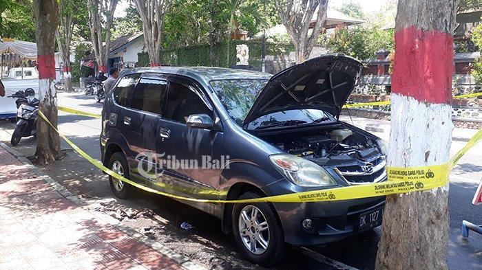 Mobil Sewaan Terbakar Saat Diparkir, Susanto Kaget Dengar Teriakan Warga: Keluar Asap!