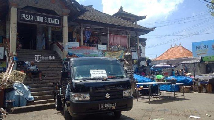 Akan Direlokasi, 754 Pedagang Pasar Umum Sukawati Ambil Nomor Undian Penempatan