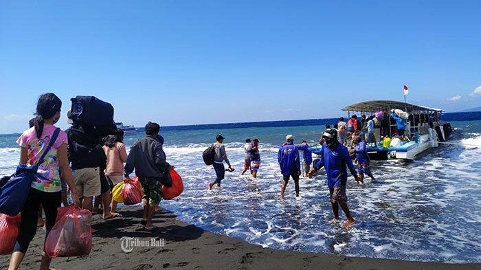 Mulai Jumat, Menyeberang ke Luar Nusa Penida Wajib Tunjukkan Sertifikat Vaksinasi