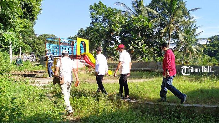 Rest Area Goa Jepang di Klungkung Terbengkalai, Bupati Suwirta Ubah Kewenangan Dinas
