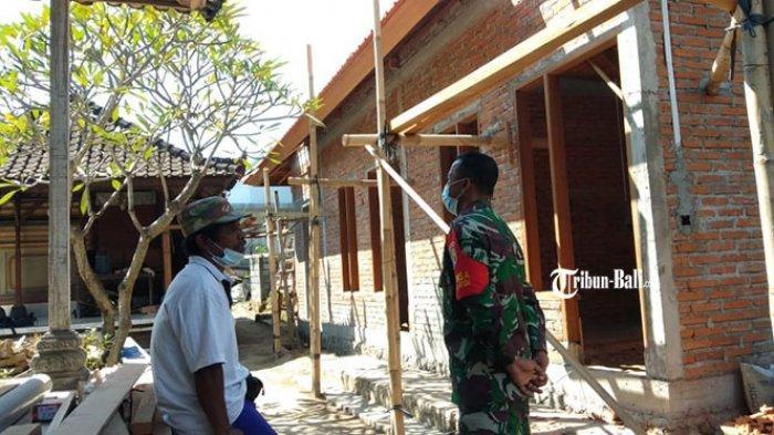 Keluarga Kepala BIN Papua Brigjen Putu Danny Tengah Renovasi Rumah di Gianyar agar Bisa Ditinggali