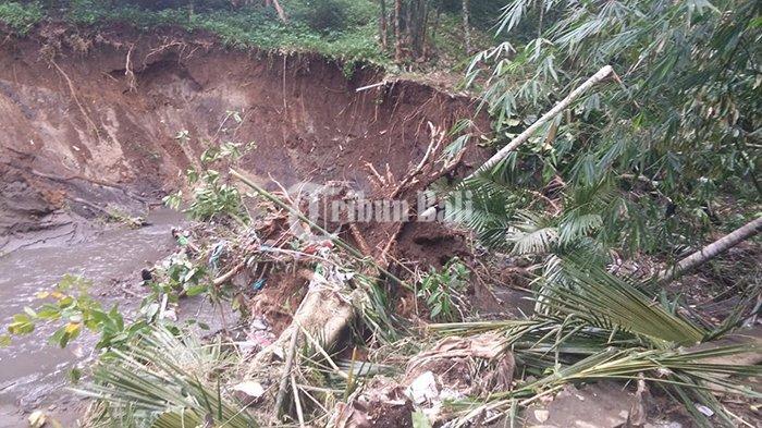 Tiga Irigasi yang Rusak Akibat Bencana Alam di Tabanan Bali Diperbaiki dengan Pagu Rp 6.7 Miliar