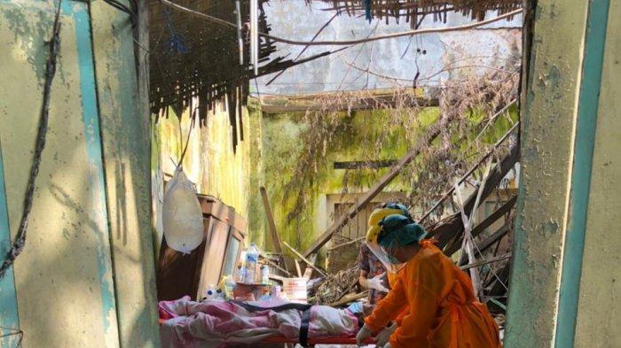 UPDATE : Kasus Lansia Telantar Penuh Belatung di Denpasar, Kadus Wangaya Kelod Temui Saudaranya