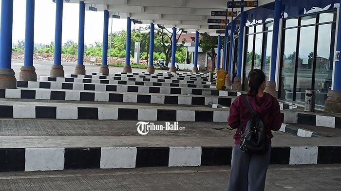 Seusai Lebaran, Terminal Tipe A Mengwi Badung Sepi Penumpang