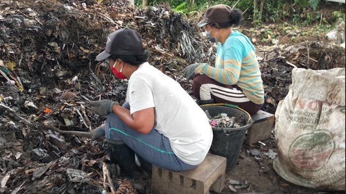 Begini Mekanisme Pengolahan Sampah di TPS3R Desa Taro Gianyar