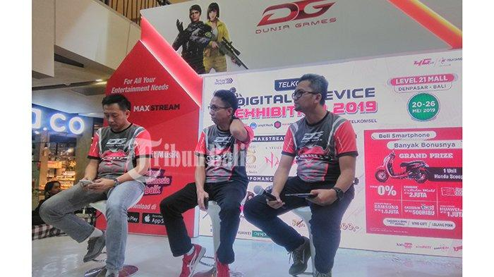 Grand Prize Honda Scoopy Diundi Minggu Ini, Yuk Ikut Program Digital and Device Exhibition Telkomsel