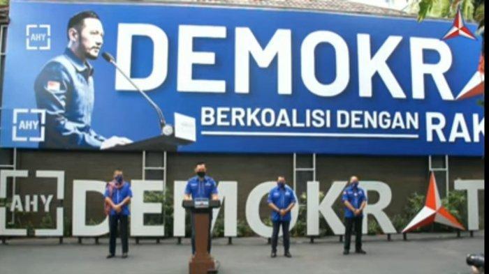 Tetap Setia dengan Kepemimpinan AHY, DPC Demokrat se-Bali Kompak Akan Tolak Aliran Dana untuk Kudeta