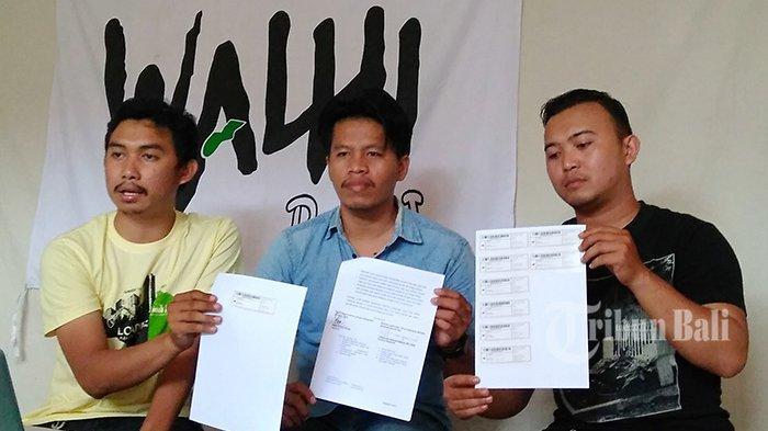 Walhi Bersama Frontier Bali Surati Bupati Gianyar, Desak Penyelesaian Masalah Kebakaran TPA Temesi