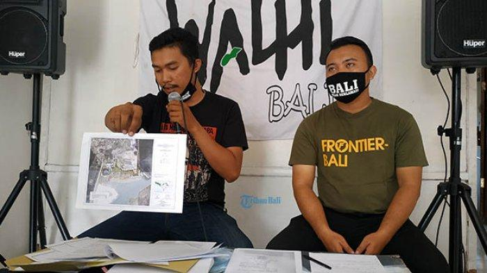 Ranperda RZWP3K Bali Akomodasi Tambang Pasir Laut, Walhi: Itu Upaya Pemutihan Pelanggaran Tata Ruang