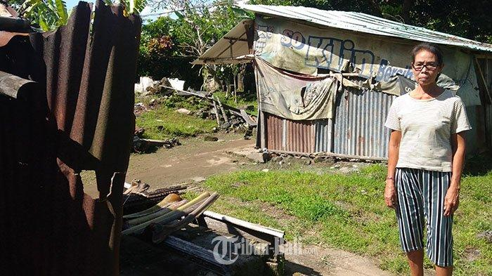 SENGKETA Tanah di Tegal Jambangan Gianyar Kembali Mencuat, Ada Warga Tidur di Reruntuhan Rumahnya