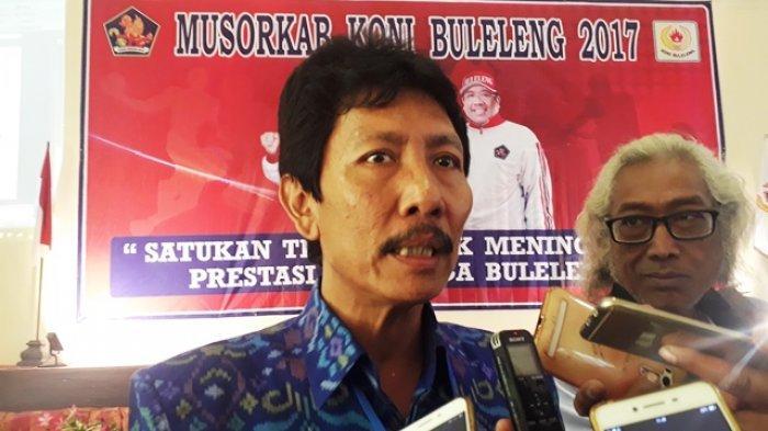 KONI Buleleng BerharapPorprovBali Tetap Dilaksanakan Tahun Depan