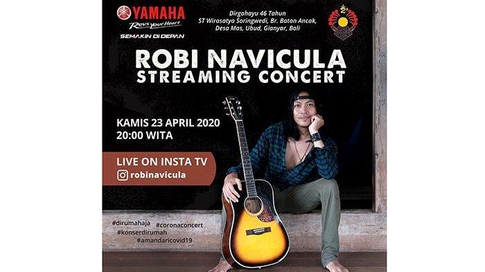Konser Streaming Perayaan Ulang Tahun ST BanjarPertama di Bali