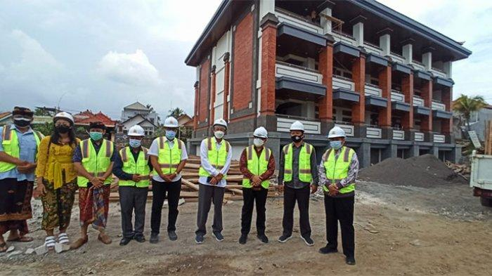 Ari Dwipayana Harap STAHN Mpu Kuturan Singaraja Terapkan Konsep Green, Art and Smart Campus