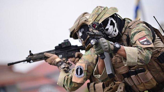 Berulah di Perairan Indonesia, Pasukan Kopaska Ini Kejutkan & Usir Tentara Malaysia dengan Bentakan