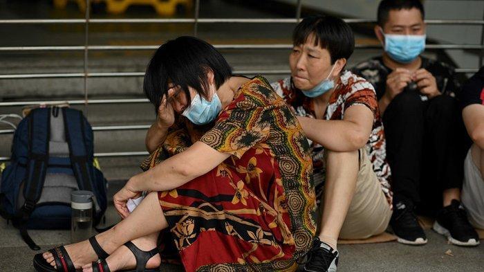 Saham Asia Jatuh karena Krisis Evergrande dan Inflasi Tekan Sentimen Positif