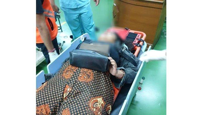 Pengaruh Alkohol Alias 'Punyah', Cewek Tanpa Identitas Kecelakaan Tunggal di Tukad Barito Denpasar