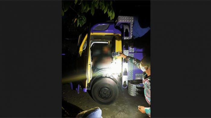 Bikin Geger, Karyani Ditemukan Tewas dalam Truknya di Jalan Pahlawan Jembrana