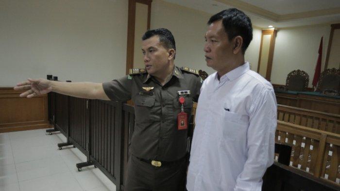 Wakil Sekum Pengurus Cabang PSSI Gianyar Keberatan Didakwa Korupsi