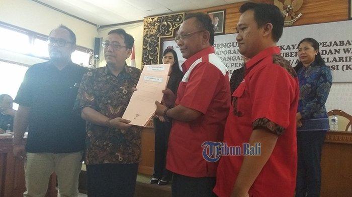 Ini Harta Kekayaan Calon Gubernur Bali, Ternyata yang Terbanyak Capai Rp 43 Miliar Lebih