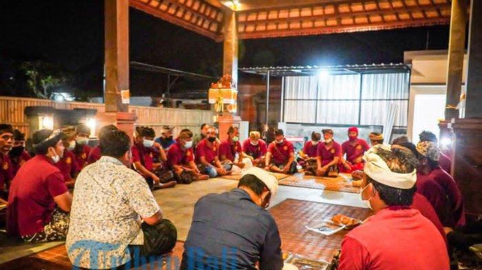 Anggota DPR, Nyoman Parta Didatangi Warga Pejeng, Minta Bantuan Tengahi Kasus Tanah
