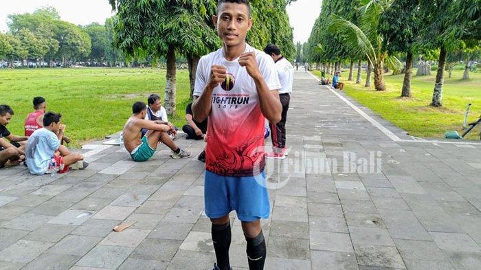 Krispinus Mariano Bangga Bisa Terpilih Mengikuti Pra PON 2019, Tekad Lolos ke PON 2020