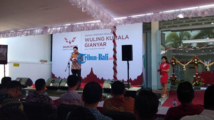 Kumala Grup Buka Cabang di Gianyar, 'Jadi Dealer Wuling Kedua di Bali'