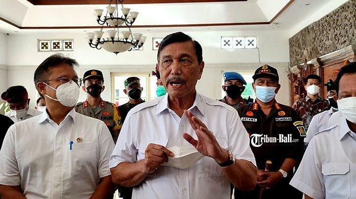 Tiga Menteri Tinjau Isoter di Buleleng, Luhut: Semua OTG-GR Harus Masuk ke Isoter