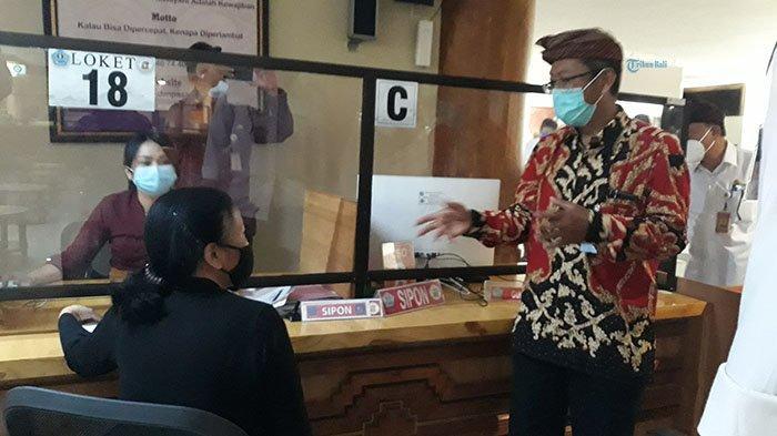 Satgas Pencegahan KPK Datangi Mal Pelayanan Publik Kota Denpasar, Ini yang Dilakukan