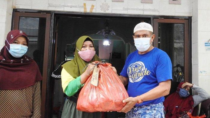 Idul Adha 2021: Masjid At Taqwa Polda Bali Salurkan 1.600 Bungkus Daging Kurban kepada Masyarakat