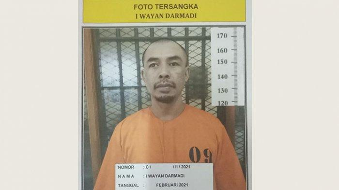 2 Minggu Bekerja Tempel Sabu di 70 Lokasi di Denpasar dan Badung,Darmadi Terancam 20 Tahun Penjara