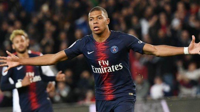 PSG Vs Monaco, PSG Kalah dan Makin Jauhi Gelar Ligue 1, Frustrasi Kylian Mbappe Usai Bantai Messi Cs