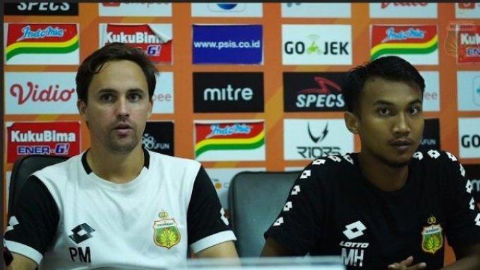 Laga Hidup Mati Persija Jakarta vs Bhayangkara Solo FC Live Indosiar, Munster Tahu Risiko Pahit Ini