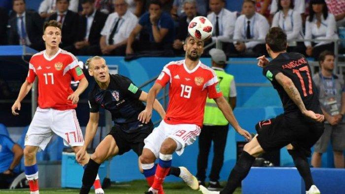 Kubur Ambisi Tuan Rumah Melaju ke Semifinal, Modric dan Kawan-kawan Menang Adu Penalti