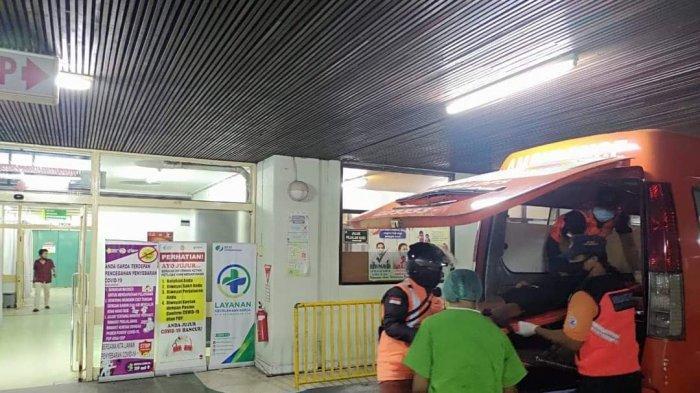 Pendarahan dan Tak Sadarkan Diri, Pria Asal Tanjung Benoa Tergeletak di Bypass Ngurah Rai Sanur