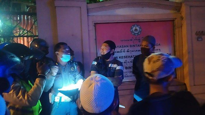 BREAKING NEWS: Kecelakaan Lalulintas di Jalan Gatsu Barat Denpasar, Seorang Pria Tewas di TKP