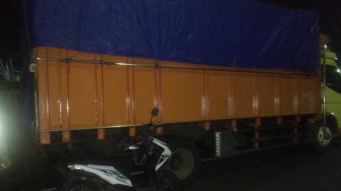 Tabrak Pantat Truk Parkir di Kediri Tabanan Bali, Suartaman Tewas di TKP