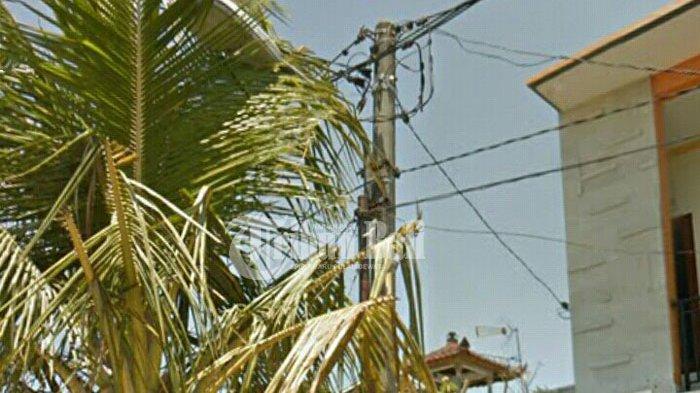 Lampu PJU Padam Membahayakan di Kawasan Denpasar Ini
