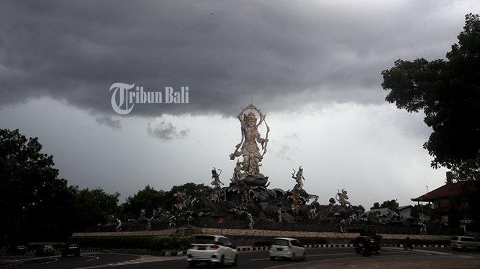 Peringatan Dini BMKG Kamis 10 Desember 2020, Waspada Cuaca Ekstrem dan Gelombang Tinggi di Bali