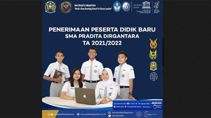 Lanud I Gusti Ngurah Rai Buka Pendaftaran SMA Pradita Dirgantara dengan Beasiswa Penuh,Ini Syaratnya