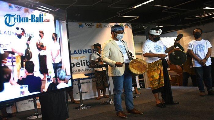 Pemprov Jabar Bantu Perekonomian Bali, Luncurkan Program Beli Bali Untuk UMKM Dan Ekonomi Kreatif