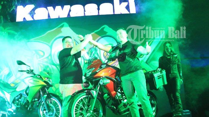 Kawasaki Perkenalkan Motor Baru Versys-X 250 di Bali